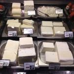豆腐かチーズか忘れたけど、たぶん豆腐です。笑 中欧にもあるのね