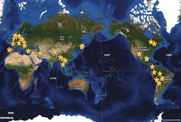 世界地図_Fotor